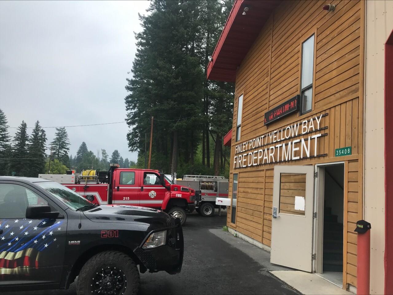 Finley Point Fire Department