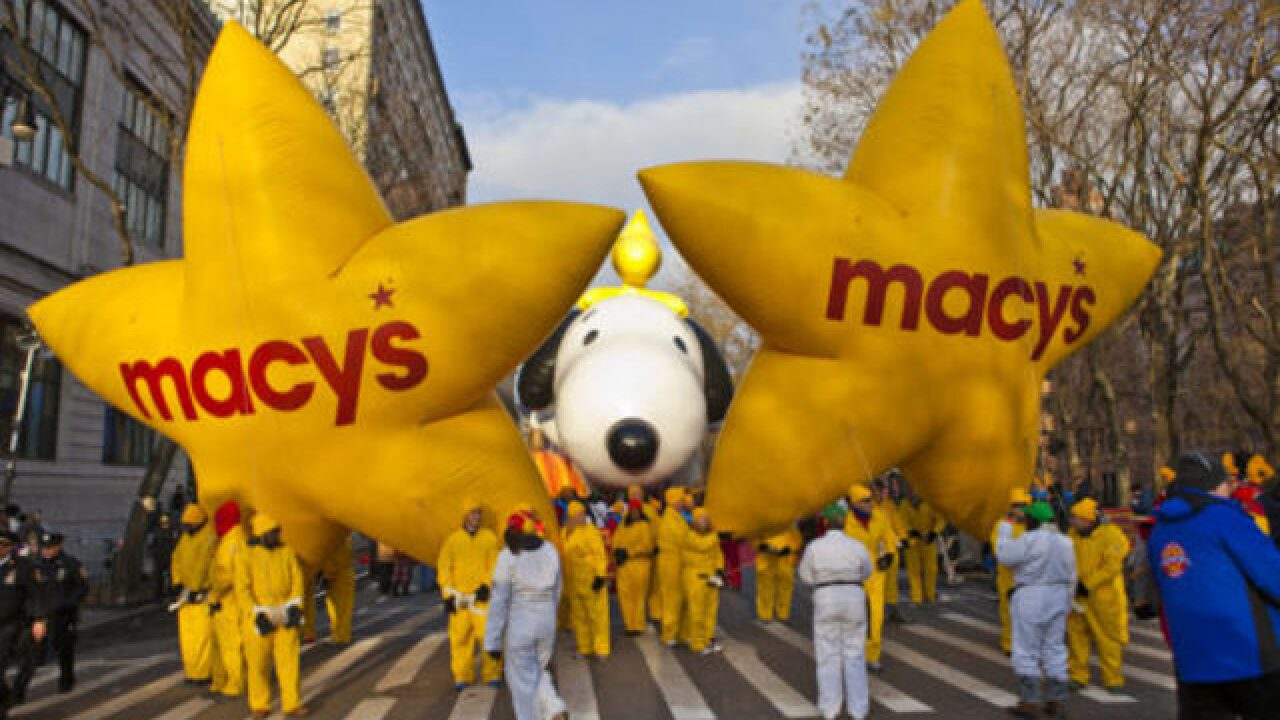 Macy's Thanksgiving parade goes off without issue amid tight security