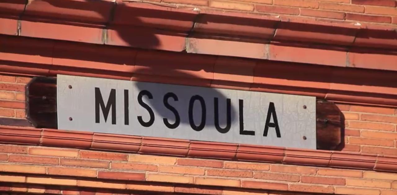 Missoula Train Depot