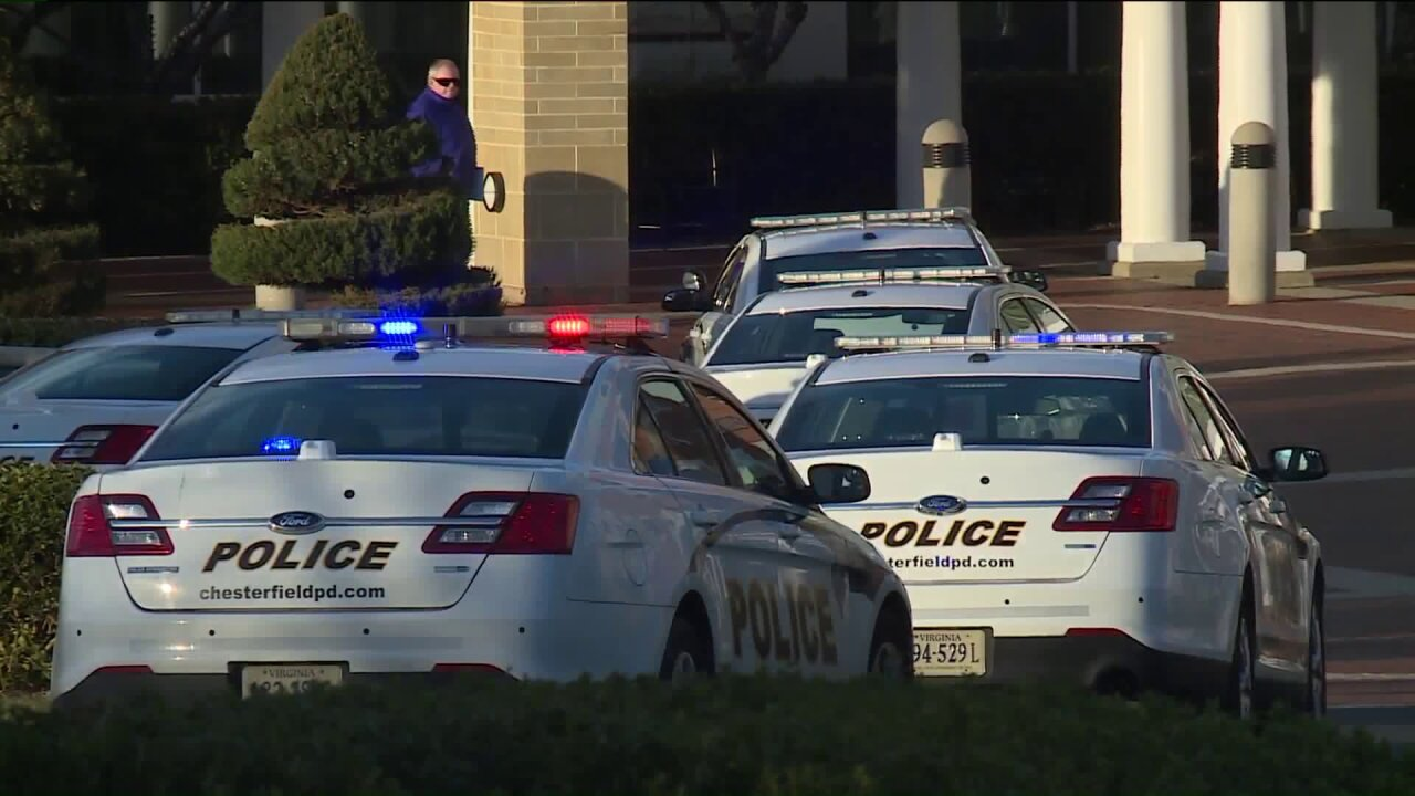2 shot in 'accidental discharge' that prompted police response to Midlothian hospital