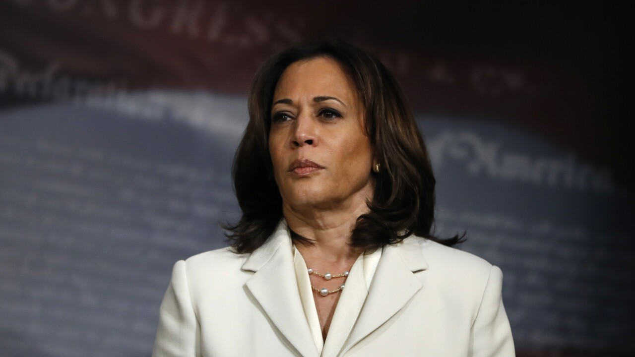 Groups advocating for VP nominee Kamala Harris to receive fair, non-sexist coverage