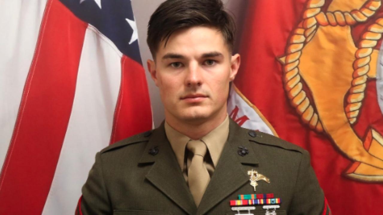 Staff Sgt. Joshua Braica