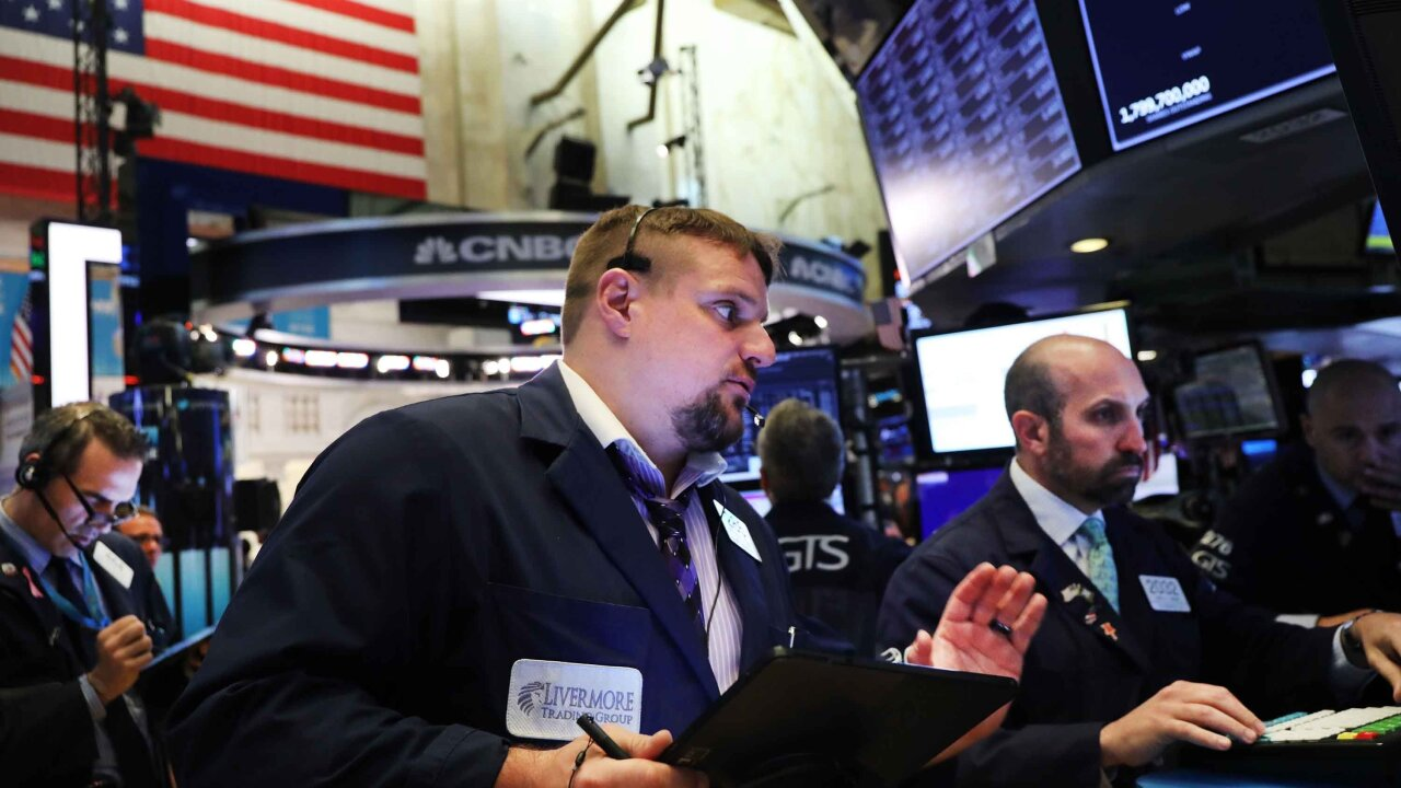 Stocks open higher Monday as markets continue rally of recent weeks