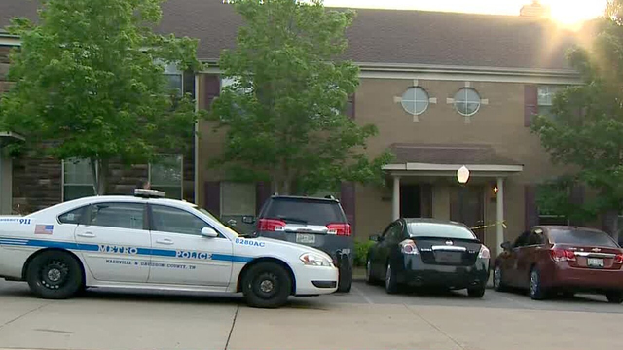 Man Shot In Stomach At Davenport Condominiums