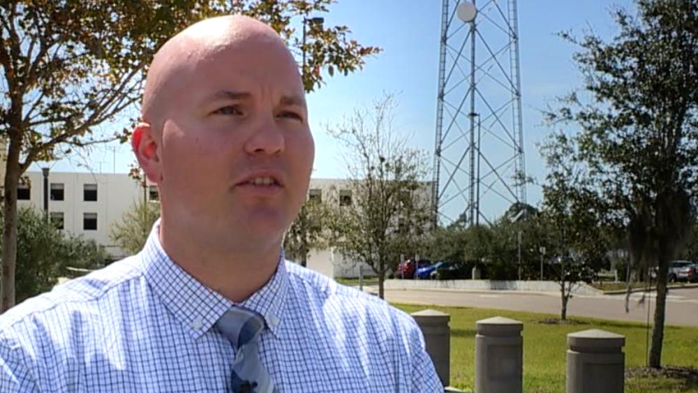 Pinellas County Deputy Travis Sibley