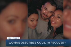 Tampa woman who recovered from COVID-19 warns others to take virus seriously