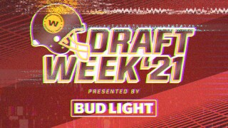 Washington 2021 NFL Draft event