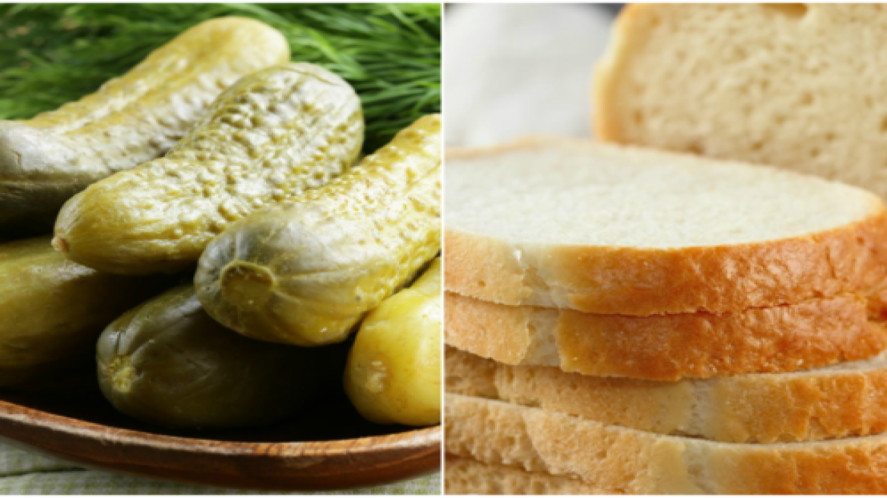 Dill Pickle Bread Will Change How You Make Sandwiches