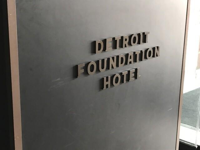 PHOTOS: Inside the new Detroit Foundation Hotel
