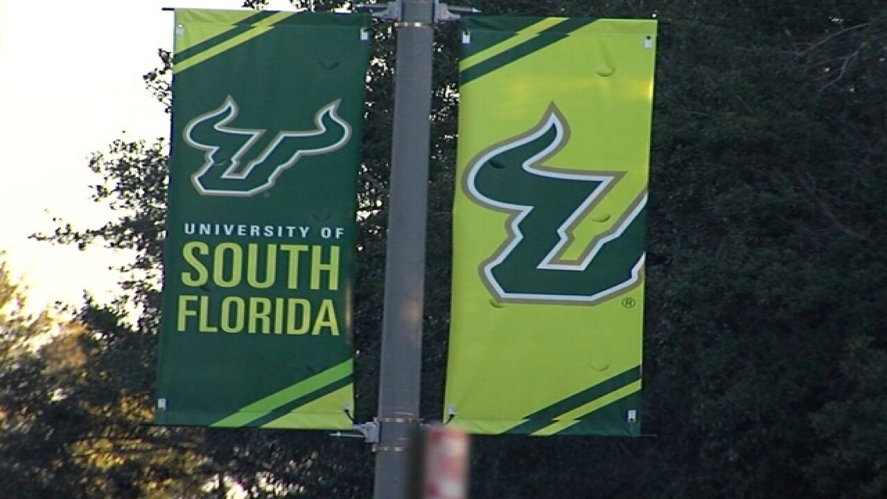 USF eyeing 13-year-old Spelling Bee contestant