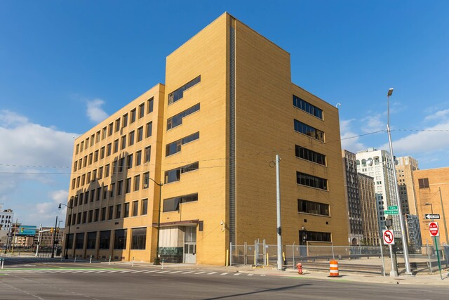 Photo gallery: New buildings for phase two of District Detroit development