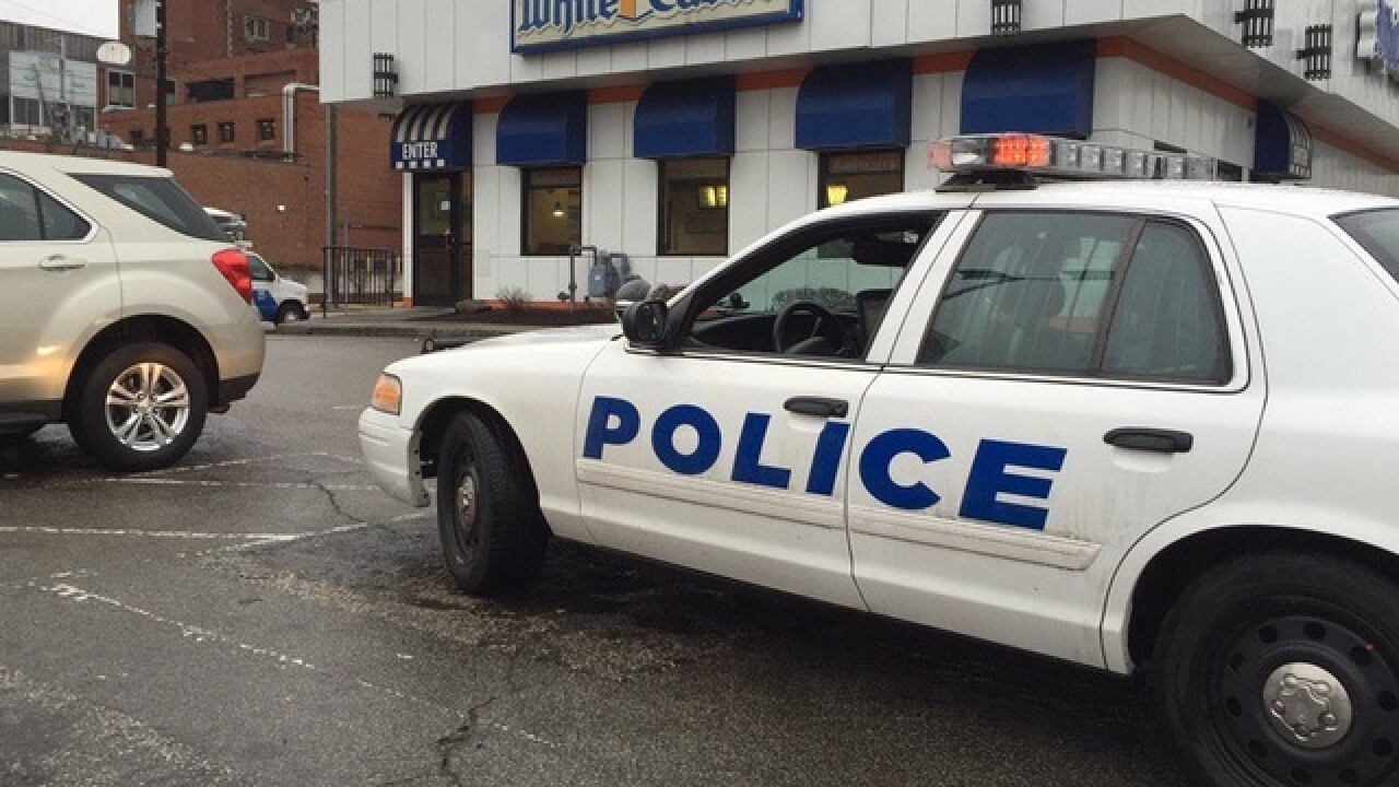 2 armed men rob Green Township White Castle