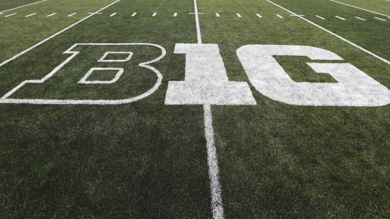 Michigan Republican leaders urge Big Ten to play football this fall