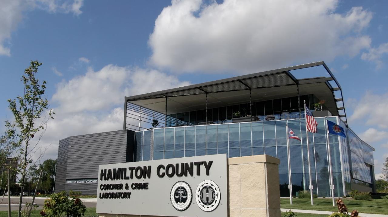 New Hamilton County coroner's office and crime lab