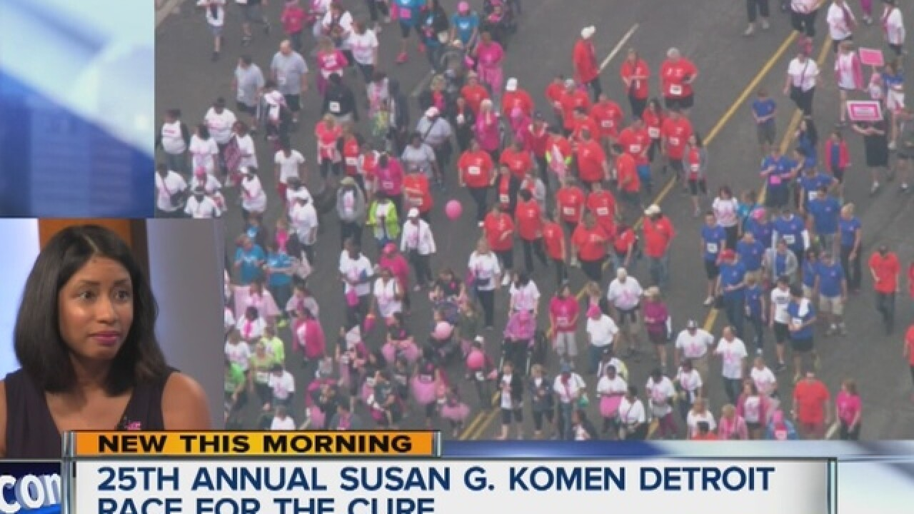 Susan G. Komen Detroit Race for the Cure