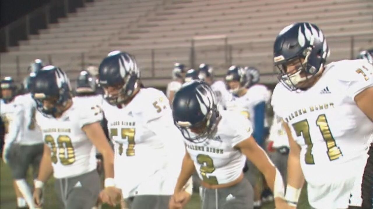 Play of the Night: Palmer Ridge's Razzle Dazzle touchdown pass