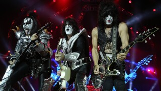 KISS is coming to Milwaukee's American Family Insurance Amphitheater next year