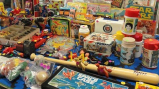 A blast to the past: Royal Oak Toy show offers vintage items and more
