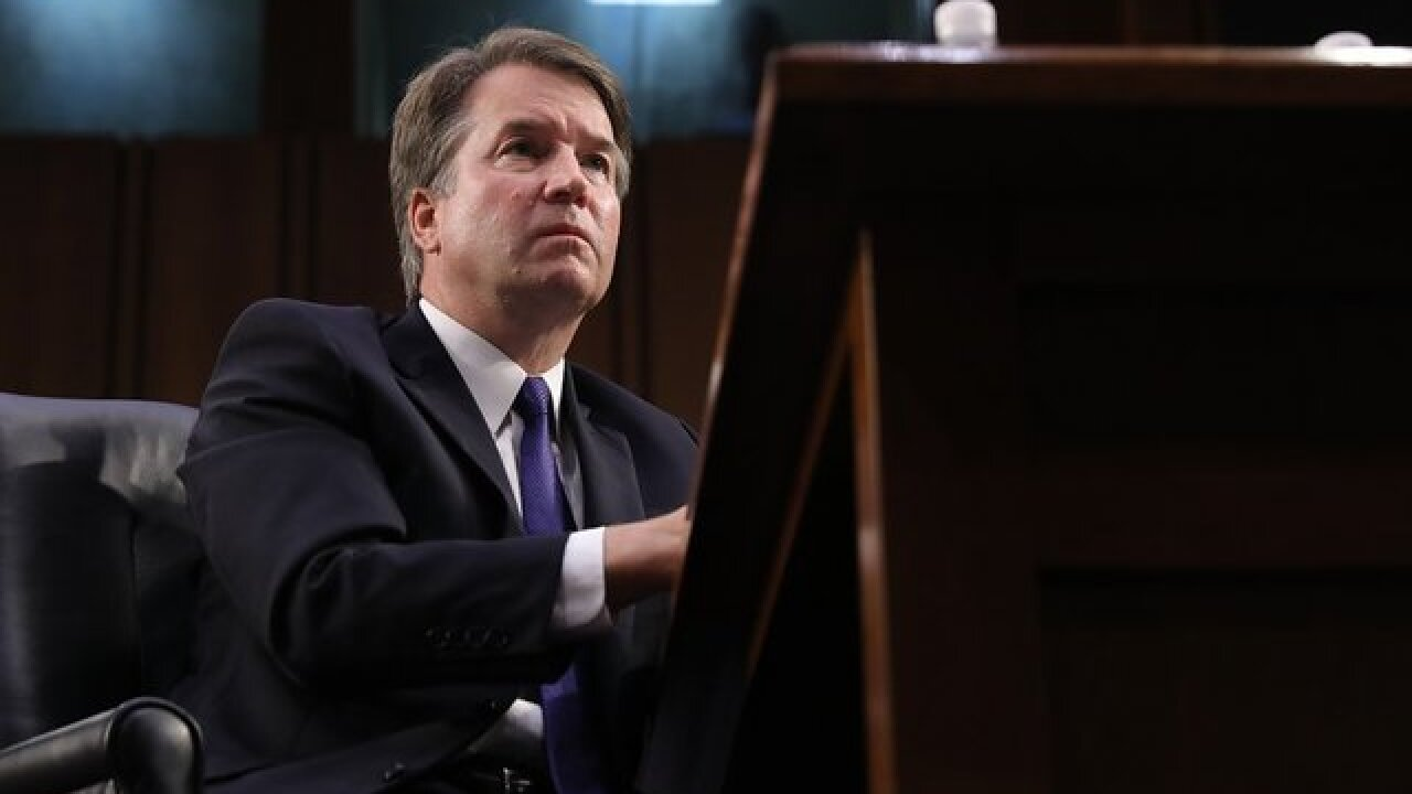 GOP, Kavanaugh accuser in standoff over her Senate testimony