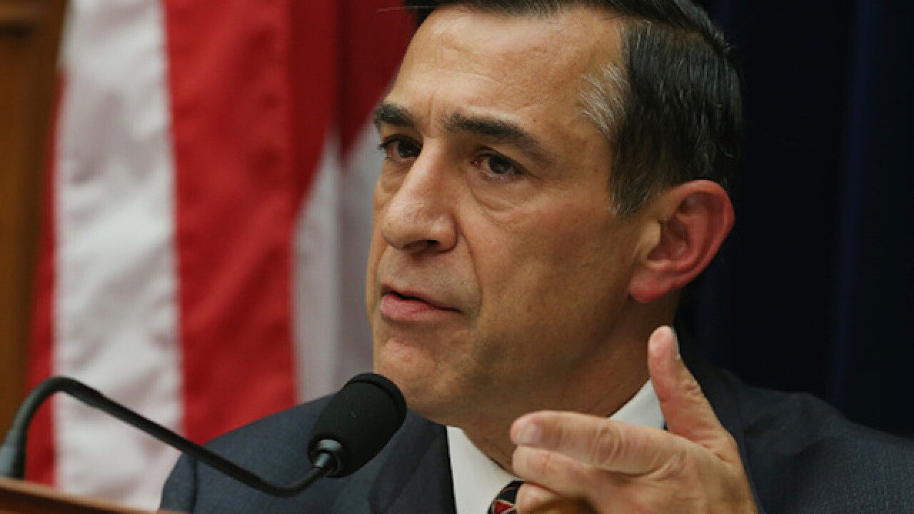 San Diego-based Rep. Darrell Issa tops list of richest members of Congress