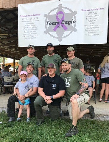 Photos: Event Raises Money For Deputy With Cancer