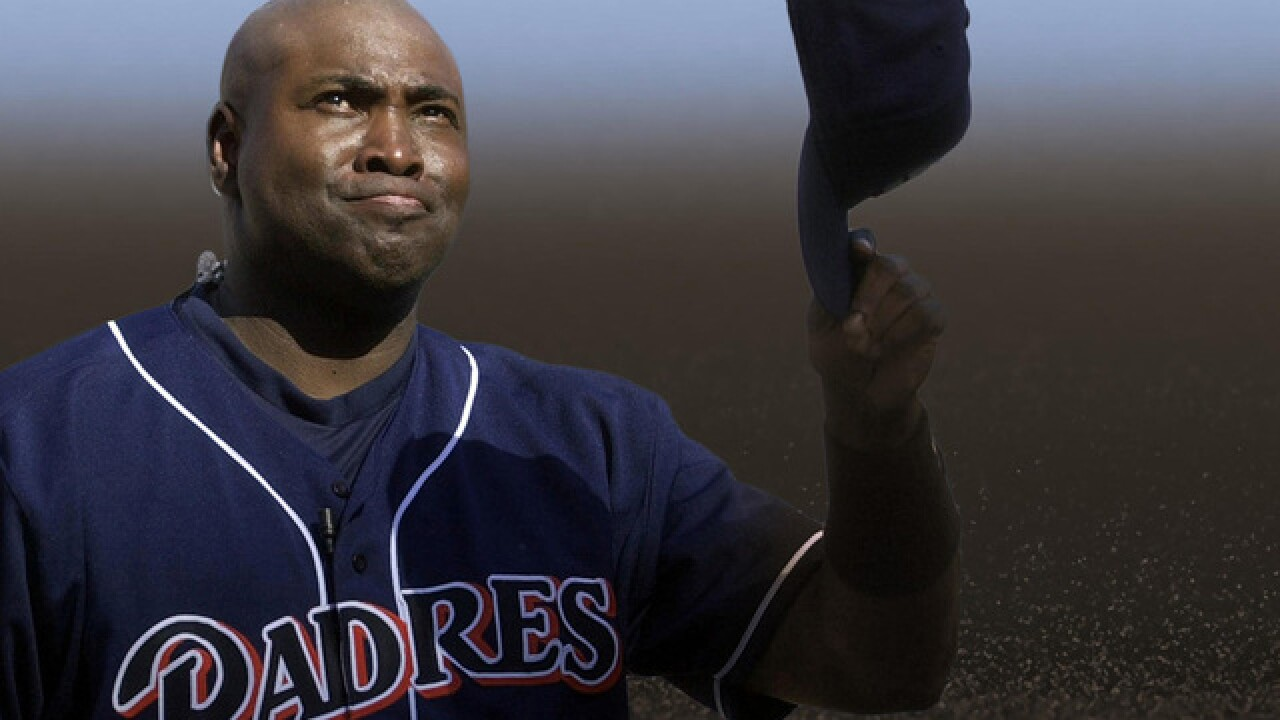 Tony Gwynn's Poway home hits the auction block