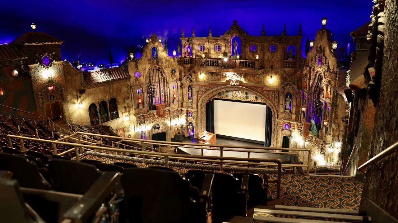 Tampa Theatre.