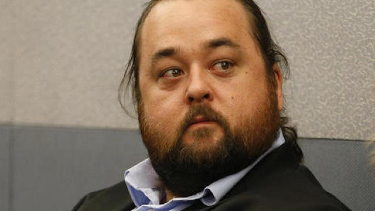 'Pawn Stars' star Chumlee taking plea deal