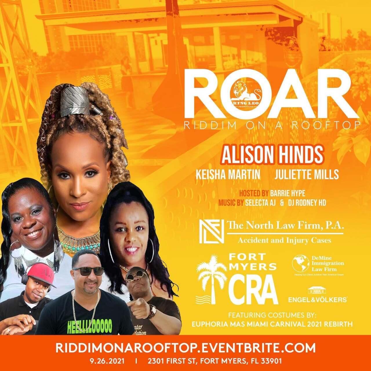 """ROAR"" event comes to Southwest Florida"