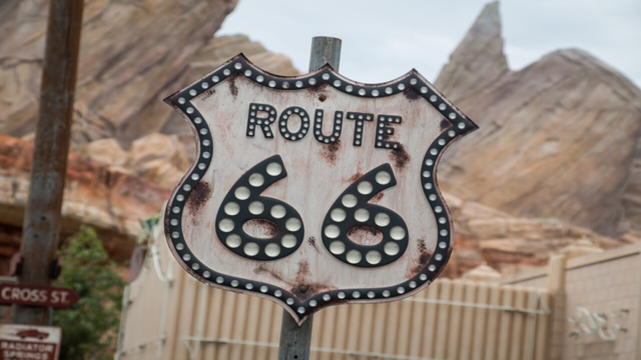 KACHOW! 5 weird things you must see on Route 66