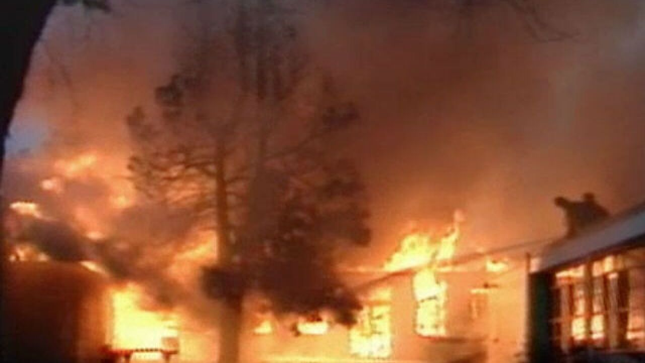 From The Vault: $3.5M fire ravages school