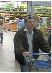 Photos: Man wanted for wallet theft in VirginiaBeach