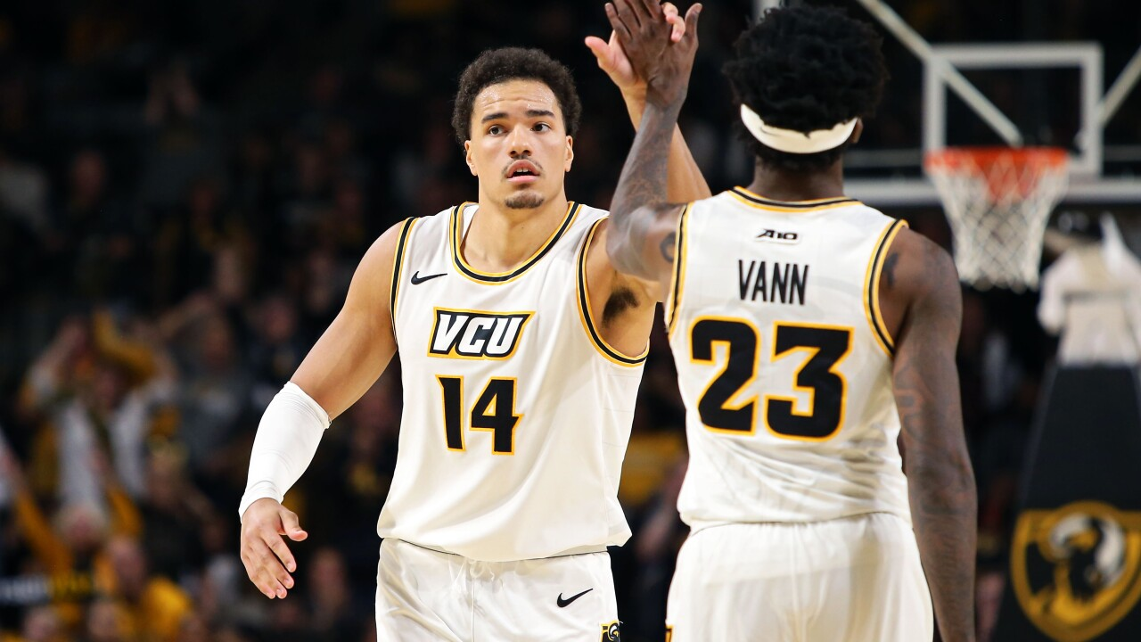 VCU Rams ranked No.19 in Coaches Poll, No.21 in AP Poll