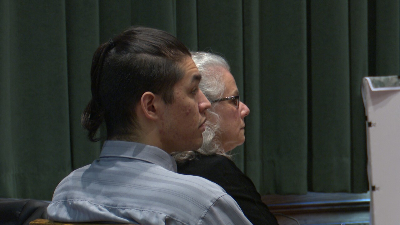 Journey Wienke sentenced to life in prison for 2018 homicide