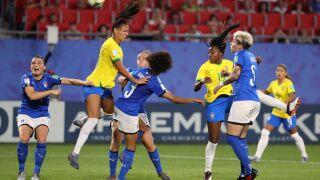 Italy v Brazil: Group C - 2019 FIFA Women's World Cup France