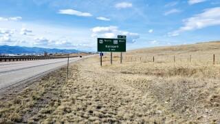 wye exit 90