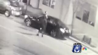 Exclusive video of City councilman Michael Hunter being mugged in downtown Corpus Christi.