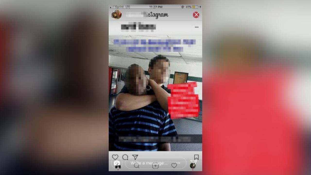 "Kecoughtan High School principal responds to ""racistimage"""