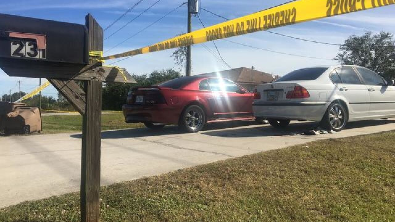 Double homicide investigation in Lehigh Acres