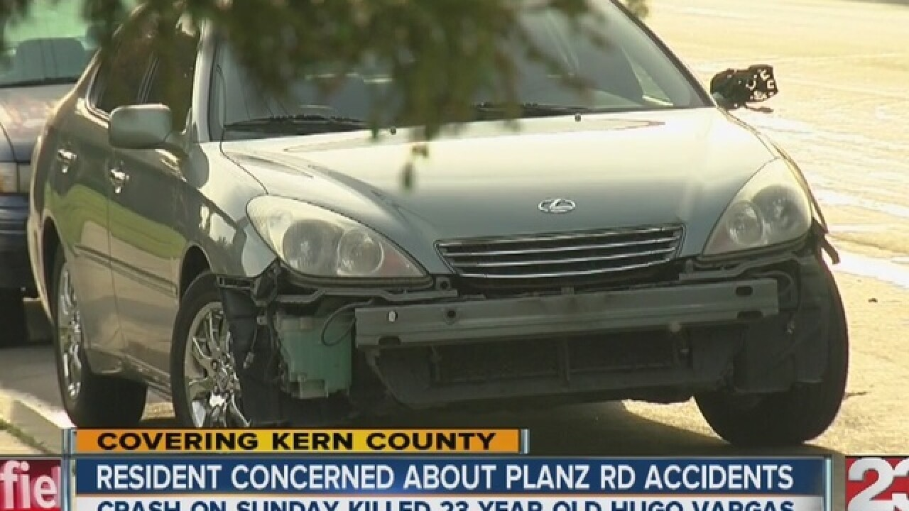 How To Find Out About Recent Car Accidents >> Residents React To Recent Crashes On Planz Rd