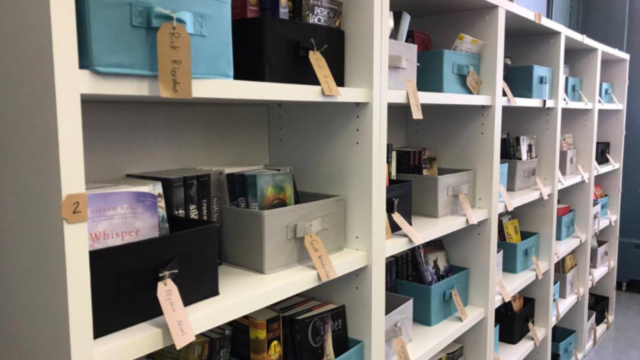 Ben Carson reading room opens in Riviera Beach