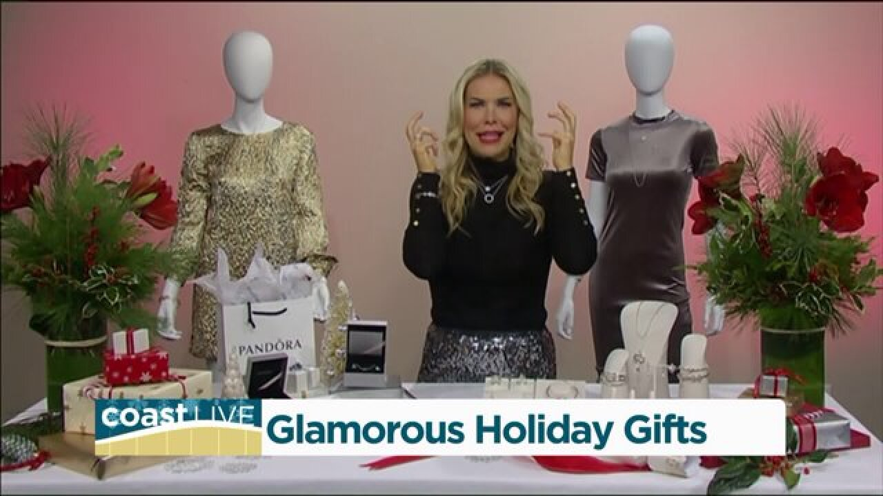"""""""Queen of Everyday Glam"""" talks gift ideas on CoastLive"""