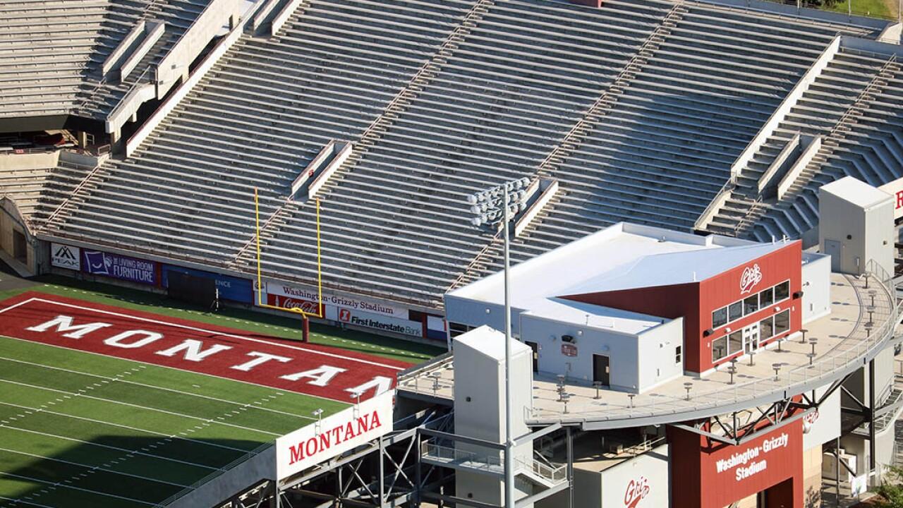 Grizzly Stadium