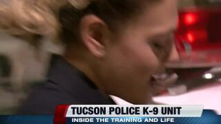 Behind The Badge: TPD K9 Unit