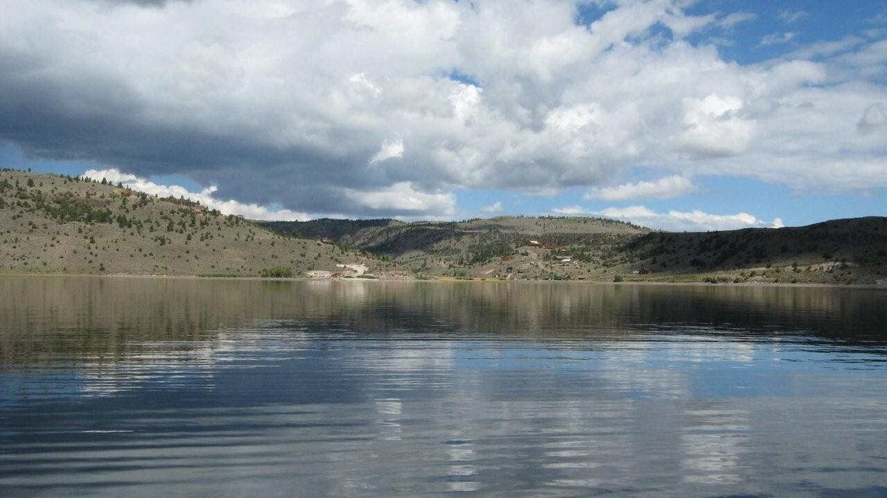 Panguitch Lake where Utah chubs were introduced illegally
