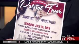Patriot Tour acadiana
