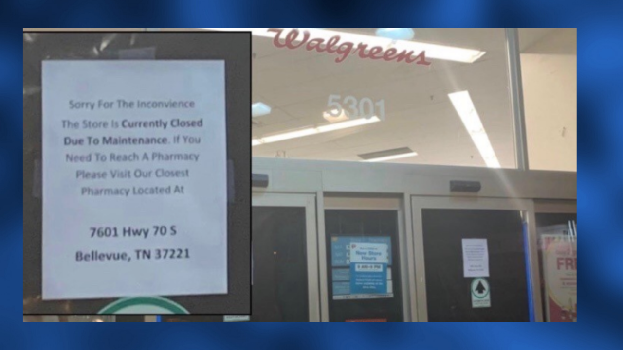 Local Walgreens Briefly Closes After Worker Tests Positive For