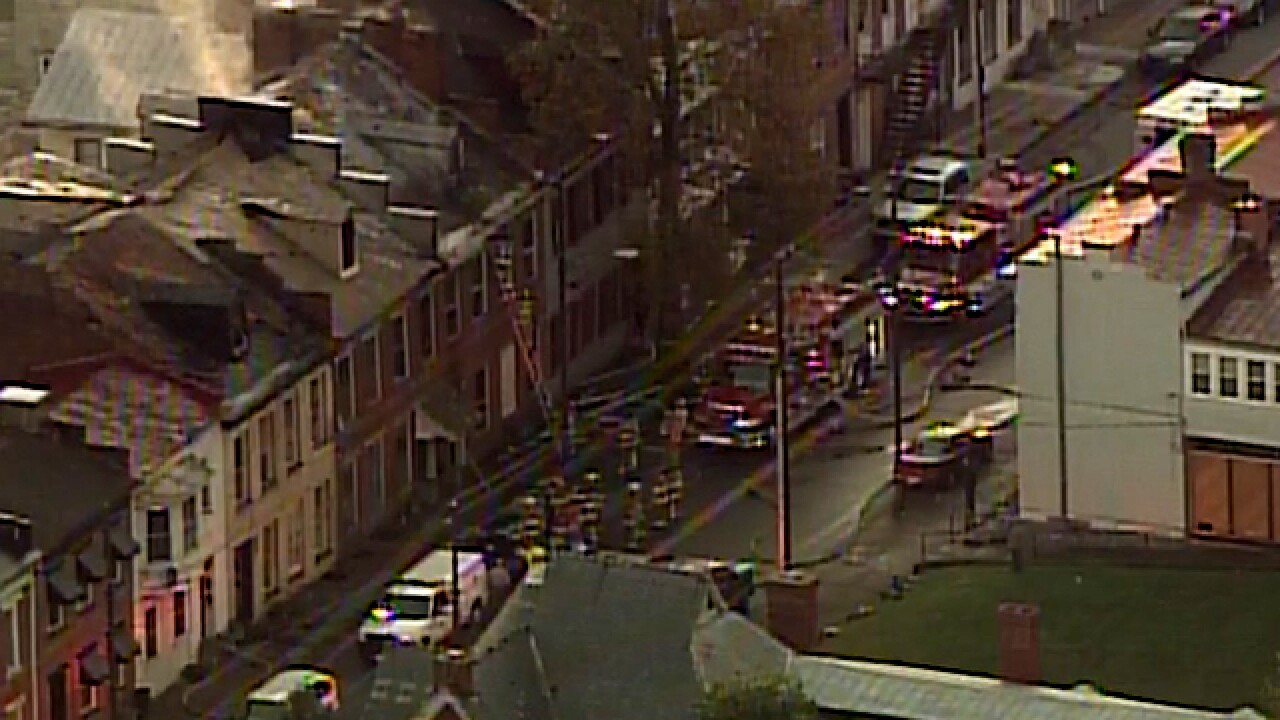 2 adults, 3 children killed in house fire