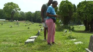 Virginia family searches for ancestors' graves on Juneteenth, recalling end of slavery