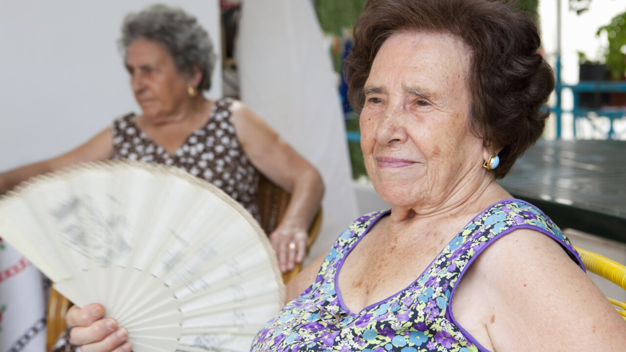 Seniors get a breeze with Senior Cool Care Program on the Peninsula